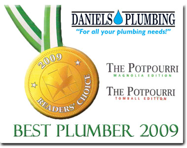 best plumber in tomball and magnolia